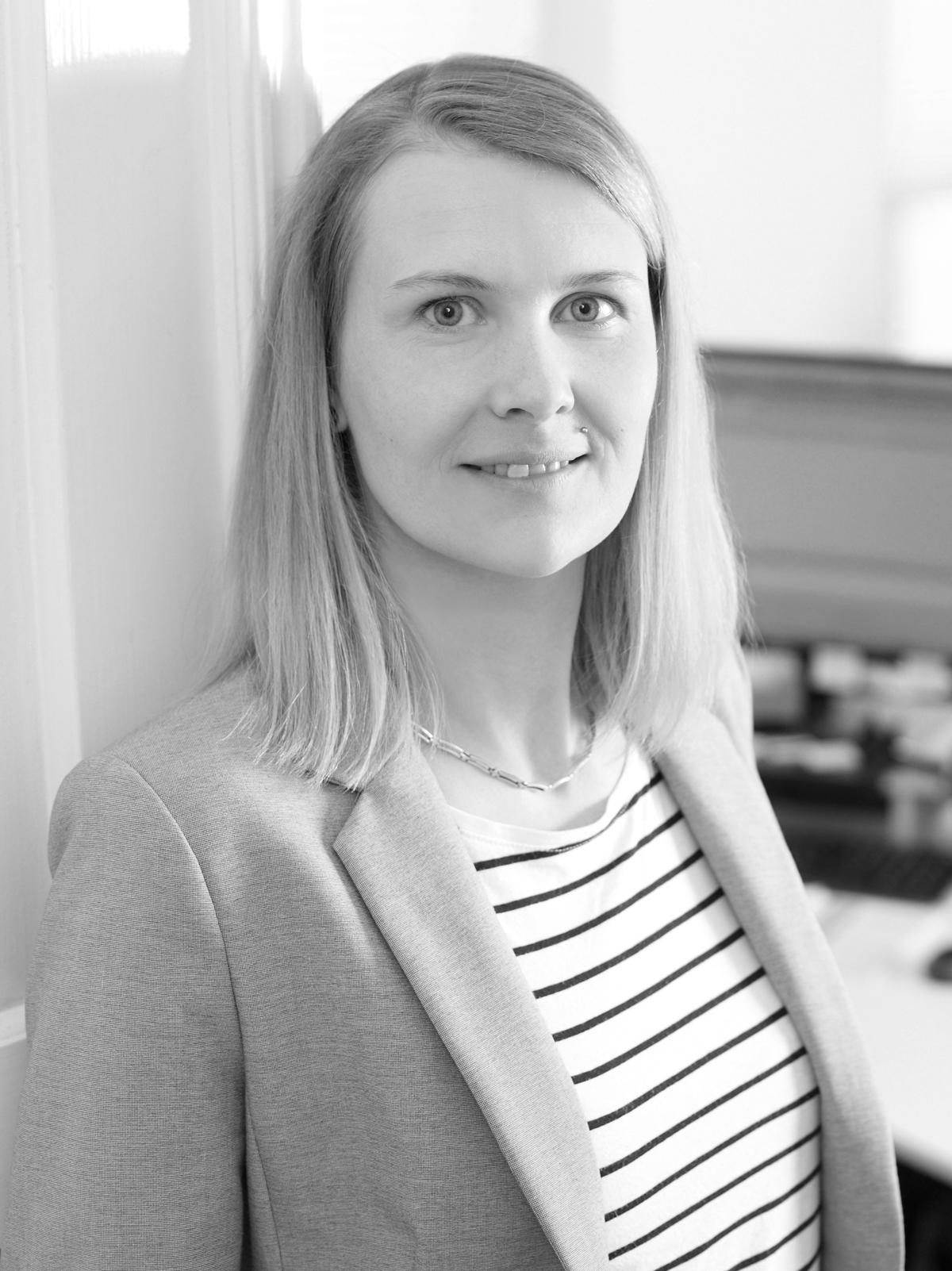 Kathleen Hammer | Steuerassistentin bei der itax Steuerberatungsgesellschaft mbH Gera